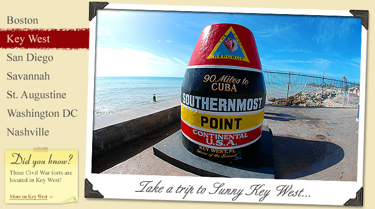 Image of Southernmost Point in Key West