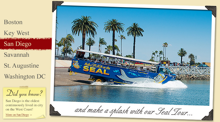 Image of San Diego SEAL Tours